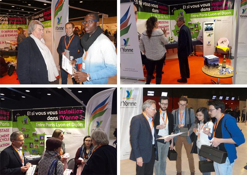L'Yonne au 18ème Congrès National des Internes de Médecine Générale 27 et 28 janvier 2017